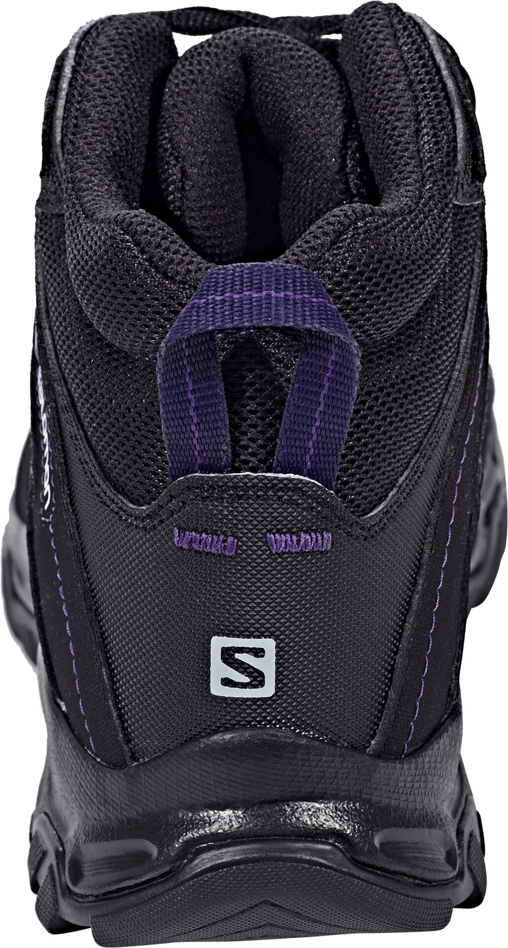 Sur Femme Gtx Campz Chaussures Meadow Grisnoir Salomon wXqnW4PAX